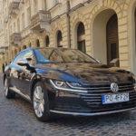 Volkswagen Arteon 2.0 TDI DSG Elegance: тест-драйв,описание,фото.