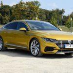 Volkswagen Arteon R-Line 2.0 TSI 4Motion — тест драйв,салон,двигатель,фото.