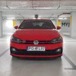 Volkswagen Polo GTI: тест-драйв,подвеска,описание,фото.