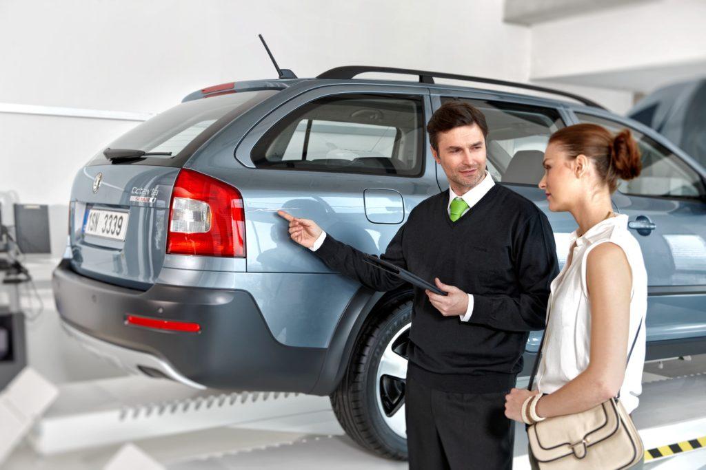 Продажа автомобиля: описание,регистрация,денежные средства.