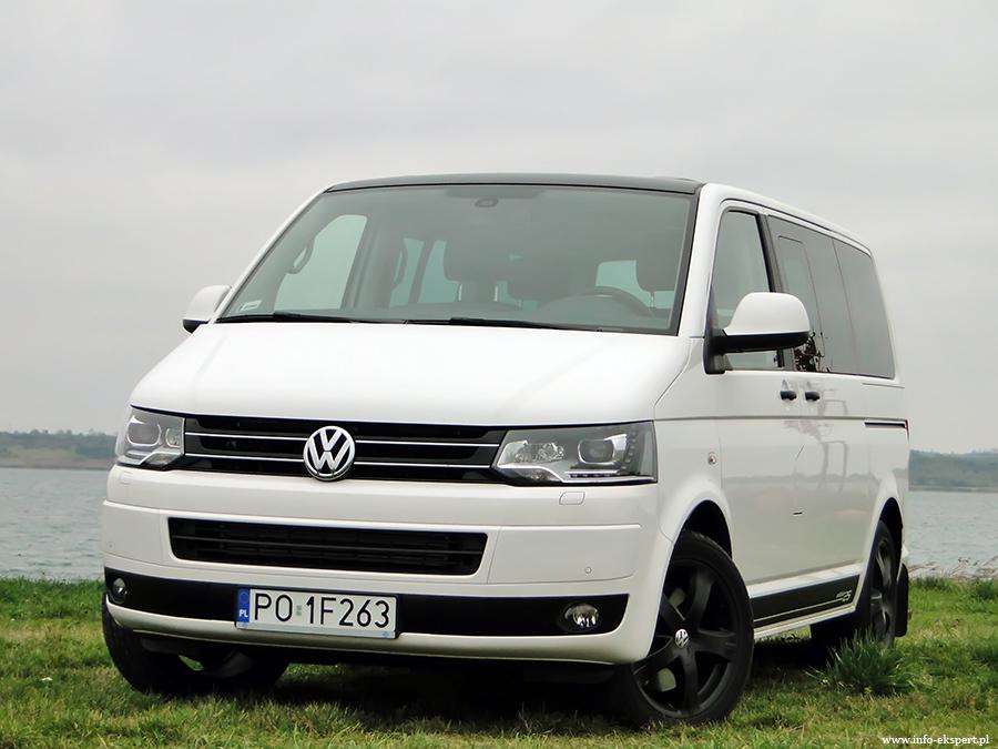 Volkswagen Multivan 2.0  Edition 25: полное описание