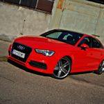 Audi A3 Limousine 1.8 TFSI — быстрый седан,тест-драйв