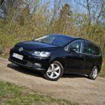 Volkswagen Sharan — неразрушимый минивэн,тест — драйв