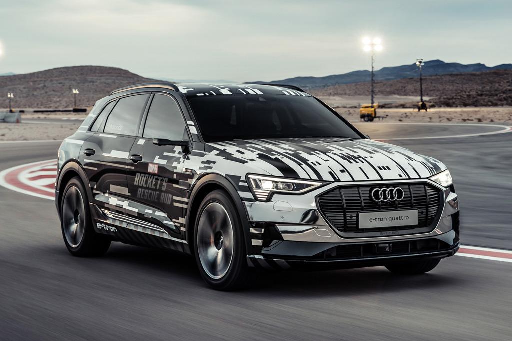 CES 2019 — Audi превращает автомобиль в платформу для виртуальной реальности