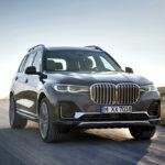Новый BMW X7  2019 года: фото,описание,тест-драйв.