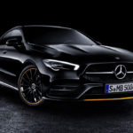 Новый Mercedes-Benz CLA Coupe