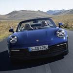 Новый Porsche 911 Cabriolet готов к открытию сезона