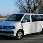Volkswagen Transporter Multivan: описание,обзор,фото