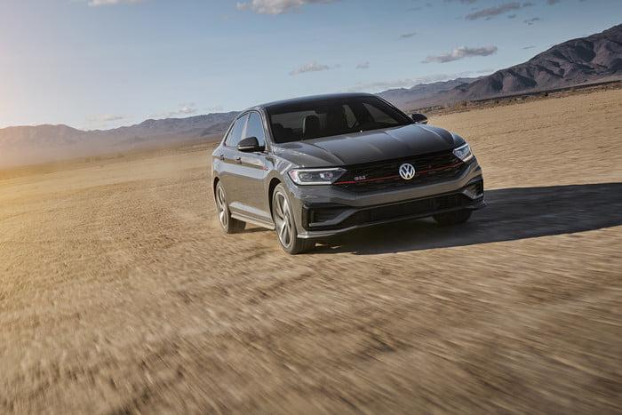 Новый Volkswagen Jetta GLI 2019 поступит в продажу  уже весной