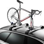 Как выбрать велокрепление на крышу автомобиля?
