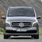 Новый Mercedes-Benz V-Class 2019 года — классика фейслифтинга сегмента MPV