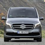 Mercedes- V-Class 2019 года: описание,обзор,характеристики,комплектации,фото