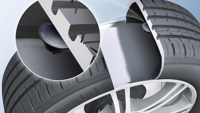 Датчик давления в шинах: описание,неисправности,виды,фото