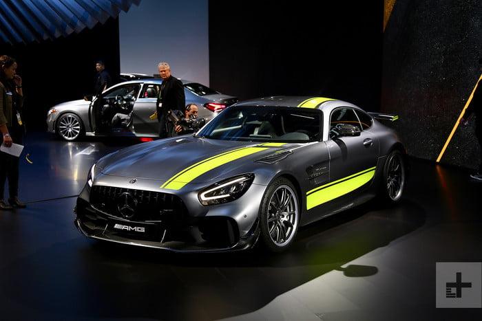 2020 Mercedes-AMG GT предлагает мозги и мускулы в роскошной упаковке