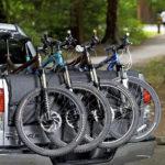 5 способов перевозки велосипедов на автомобиле