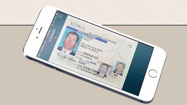 Водительские права на вашем смартфоне? Американцы уже тестируют