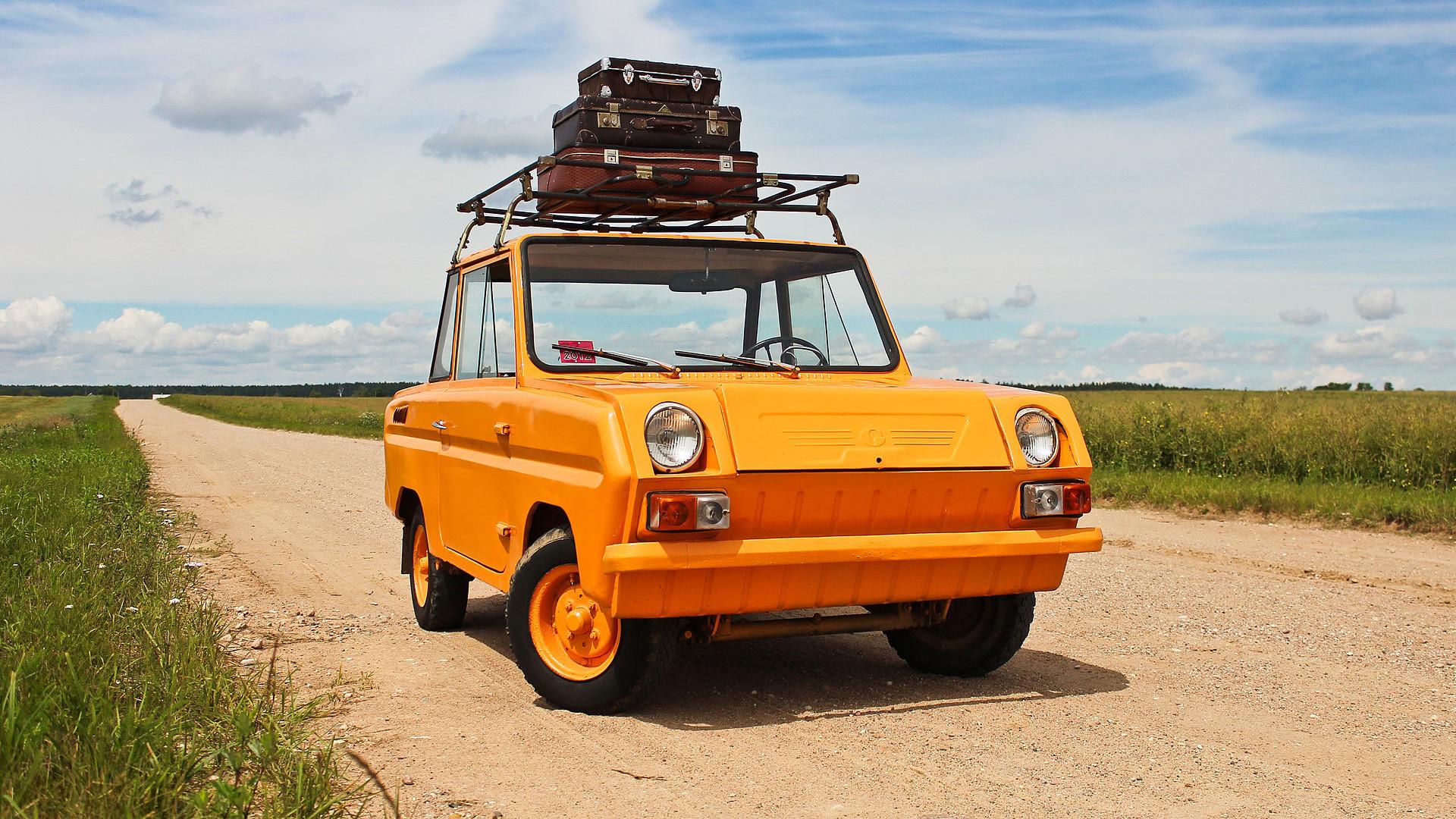 6 Советских автомобилей для водителей-инвалидов