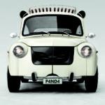 Художник проектирует классические автомобили, вдохновленный экзотическими дикими животными