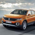 Volkswagen T-Cross: время попрощаться с маленьким хэтчбеком?