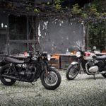 5 мотоциклов, которые подходят для пар