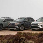 Обзор Toyota RAV4 2019