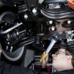 Как отремонтировать подвеску автомобиля