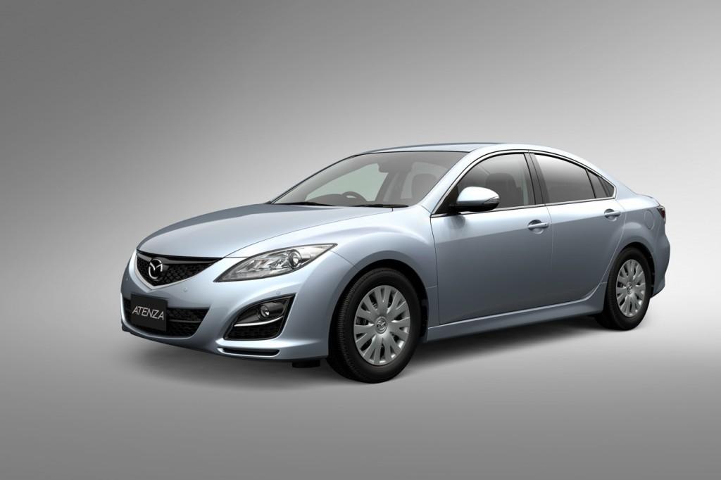 Mazda Atenza: описание,обзор,надежность,фото