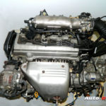 Двигатели тойота: обзор,описание,виды,фото