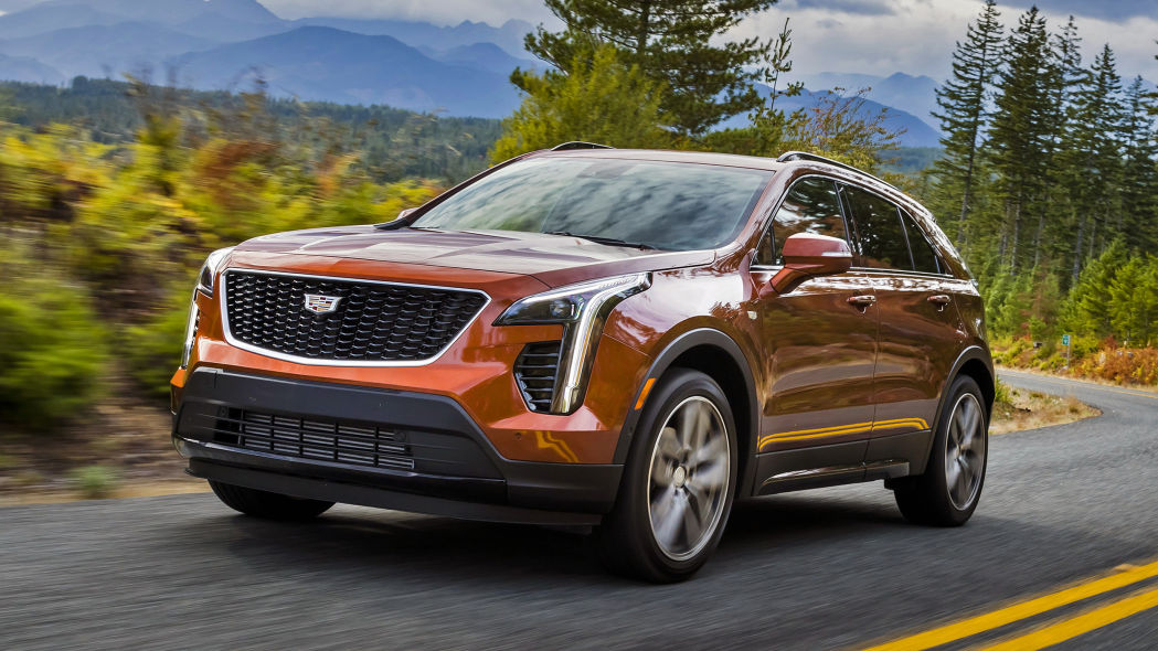 Cadillac XT4 -2020 г: обзор,фото,характеристики ,интерьер