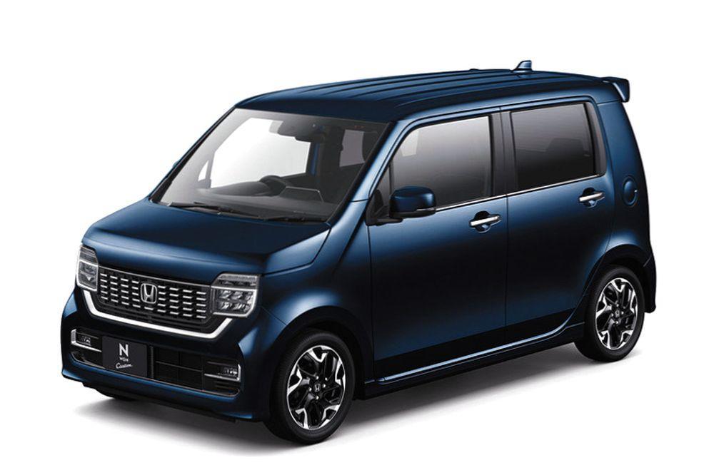 Honda N-WGN 2020 года — последний японский автомобиль Kei