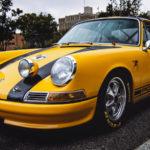 Этот Porsche 911 S 2.7 1967 года похож на шутливого немецкого шмеля