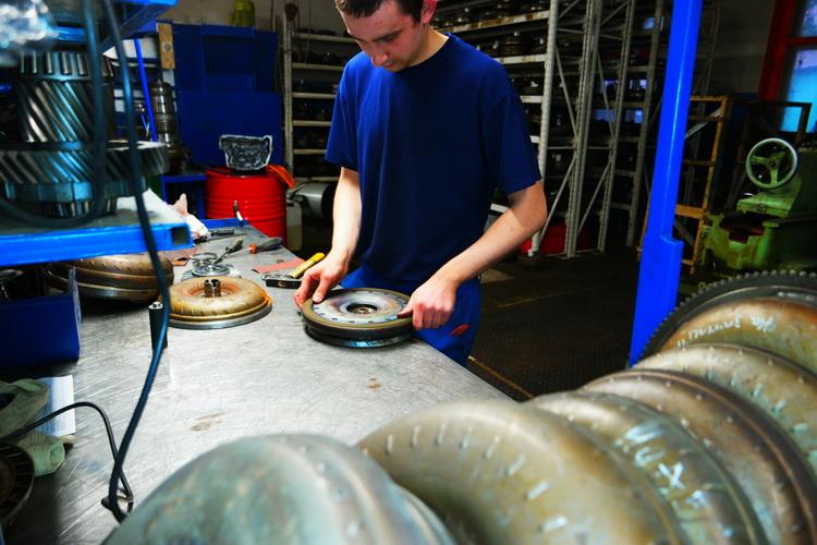 Устройство и принцип работы современного гидротрансформатора:описание,фото