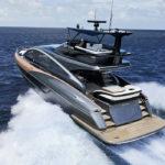 Lexus готов к выпуску роскошной яхты LY 650