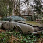 Дорогие авто брошенные своими владельцами