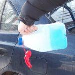 Как разморозить бачок омывателя в автомобиле: описание,фото