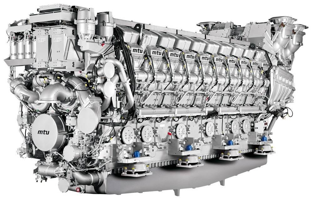 Все о дизельных двигателях