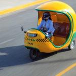 12 Очень странных транспортных средств передвижения