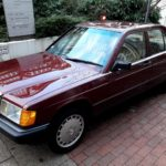 Mercedes-Benz 190E 1986 года — стоимостью 55 500 $