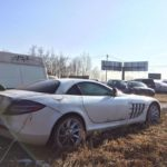 Пять дорогих машин брошенные своими владельцами — часть 2