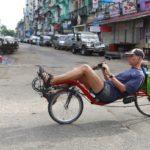10 фотографий велосипедов — мотоциклов в необычных ситуациях