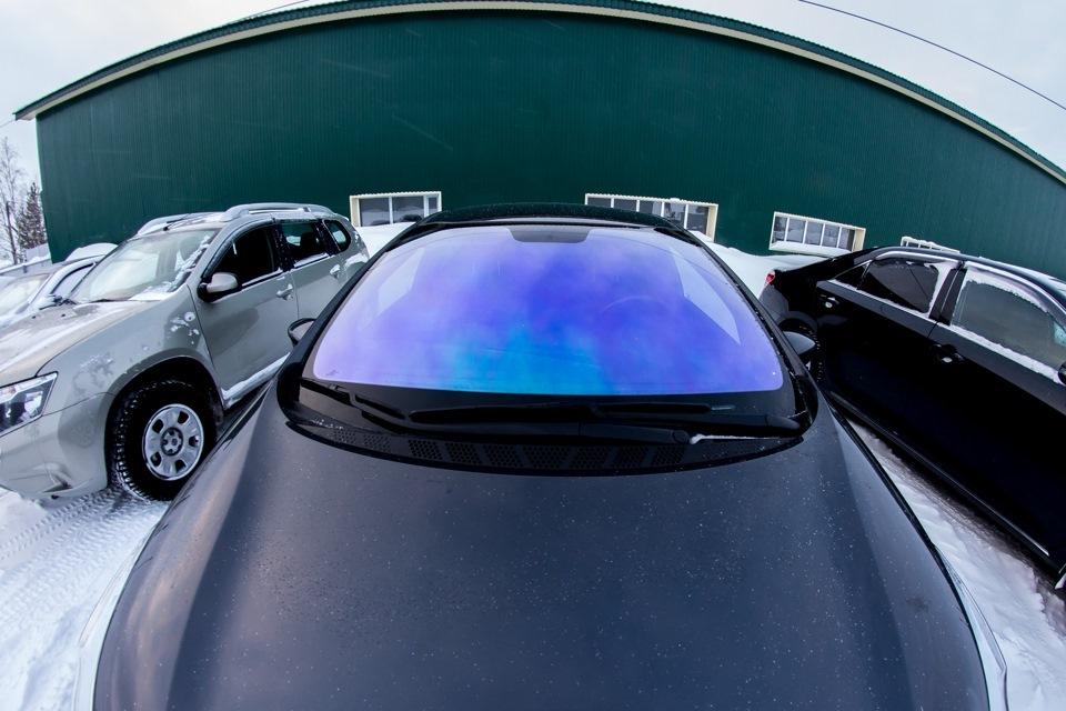 Тонировка стекол авто: виды пленок, преимущества и недостатки