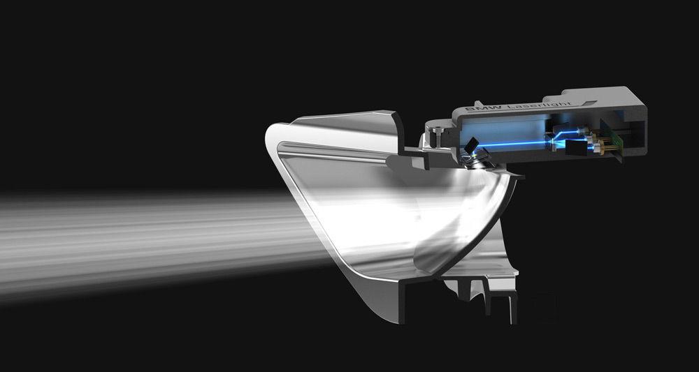 Лазерные фары: что это такое и как работает?
