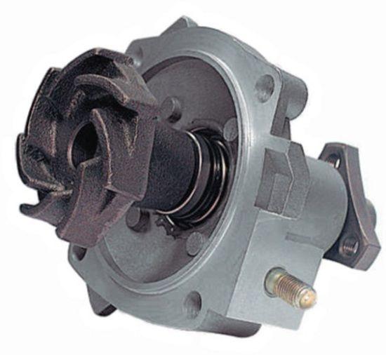Насос системы охлаждения двигателя (помпы): устройство виды и принцип работы,фото