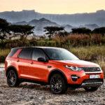 Новый Discovery Sport сочетает способности внедорожника с роскошью