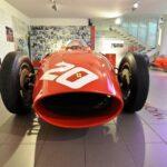 Знаменитый итальянский музей Ferrari — Galleria Ferrari