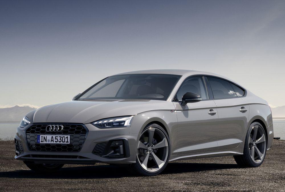 Обновленное семейство Audi A5 2020 года