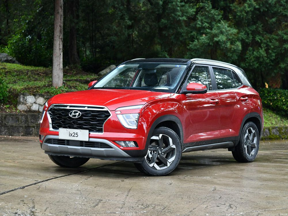 Hyundai Creta 2020 года смотрится гораздо более эффектно и стильно, чем предшественник