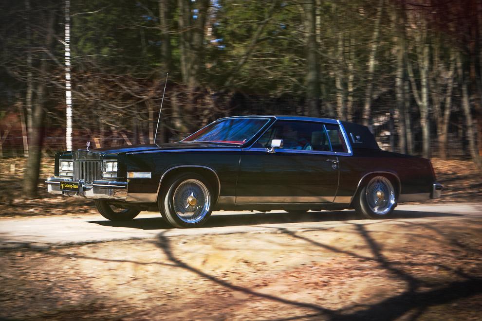 Cadillac Eldorado 1984 года — американская мечта