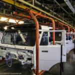 Как собирают камазы на автозаводе?