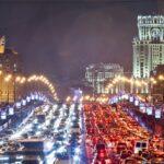 Автомобильные пробки — 21 фото